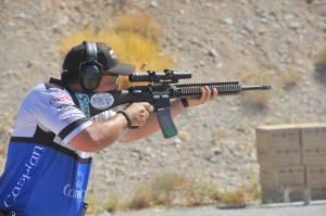 Bruce Piatt shoots AR GOLD Trigger