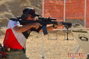 Mike Voigt shoots AR GOLD Trigger