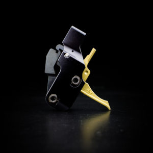 Flat AR-15 Trigger the AR Gold