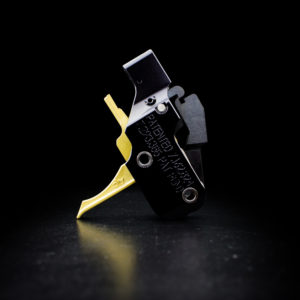 AR Gold Flat Trigger by American Trigger Corp ATC